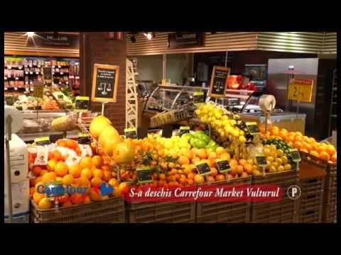 S-a deschis Carrefour Market Vulturul