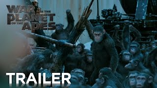 Nonton War For The Planet Of The Apes   Final Trailer   20th Century Fox Film Subtitle Indonesia Streaming Movie Download