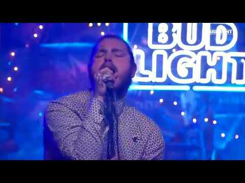 Video Post Malone - I Fall Apart - Perforance Bud Light Dive Bar Nashville - Live Concert download in MP3, 3GP, MP4, WEBM, AVI, FLV January 2017