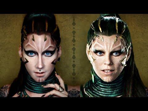 Rita Repulsa • Makeup & Accessoires