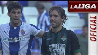 Resumen de RCD Espanyol (0-0) Real Betis - HD - Highlights
