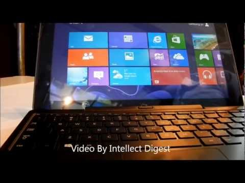 Samsung ATIV Smart PC Pro 700T1C Windows 8 Ultrabook Tablet Review