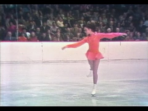 Peggy Fleming - 1968 Olympics LP