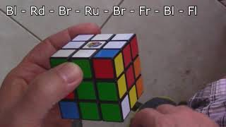 How to solve the rubiks cube for dummies