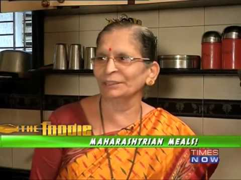 The Foodie :Maharashtrian Meals!- Full Episode