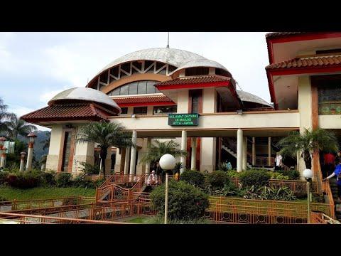 Masjid Atta'awun Puncak / Bogor