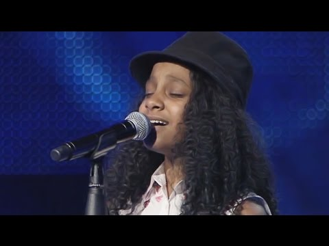 تارة صلاح مونيكا - ذا فويس كيدز / The Voice Kids - Tara Salah Monica