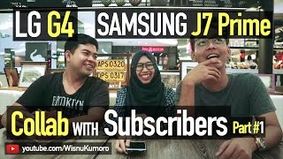 Video LG G4 vs Samsung J7 Prime: Bagusan Mana? #CurhatGadget MP3, 3GP, MP4, WEBM, AVI, FLV Januari 2018