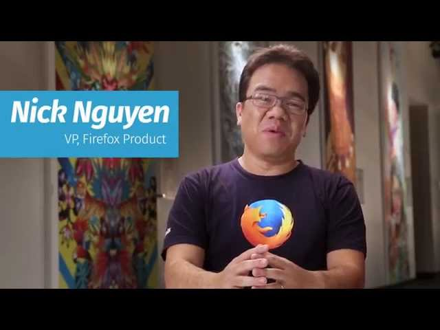What's new in Firefox?