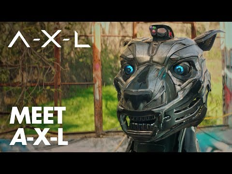"AXL | ""Meet A-X-L"" Exclusive  