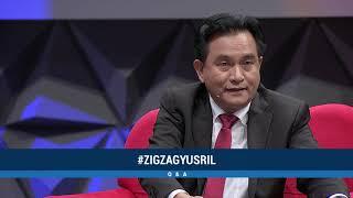 Video Q&A: ZIGZAG YUSRIL (YUSRIL IHZA MAHENDRA) (6/6) MP3, 3GP, MP4, WEBM, AVI, FLV Maret 2019