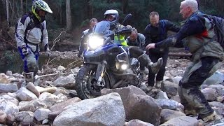 5. BMW GS 1200 Adventure 2015 Rocks