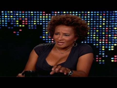 | Wanda Sykes on Larry King Live Speaks On being A Lesbian Since The 2nd Grade CNN Report|
