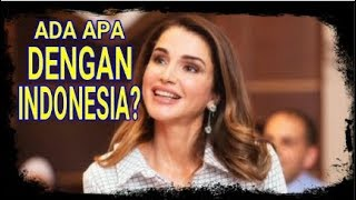 Video INI PENYEBAB RATU YORDANIA CEMBURU SAMA INDONESIA MP3, 3GP, MP4, WEBM, AVI, FLV Mei 2019