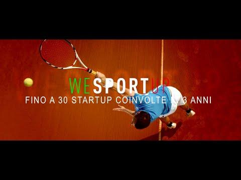 Nasce #WeSportUP, l'acceleratore CDP per startup e PMI innovative dedicato a #sport e #salute