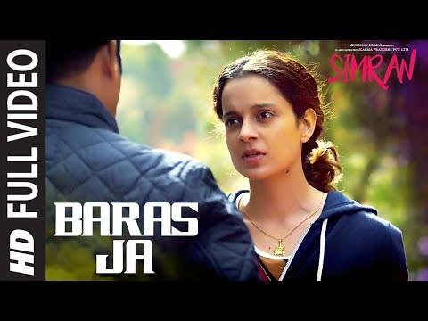 Baras Ja | Simran (2017) Movie Song