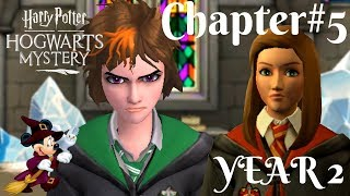 IS MERULA ABOUT TO GET EXPELLED?! Harry Potter Hogwarts Mystery Chapter#5 YEAR 2