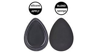 Half Beauty Blender, Half Silisponge?!?