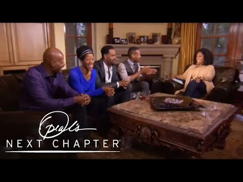 Exclusive: Shawn and Marlon Wayans' Childhood Pact - Oprah's Next Chapter - Oprah Winfrey Network