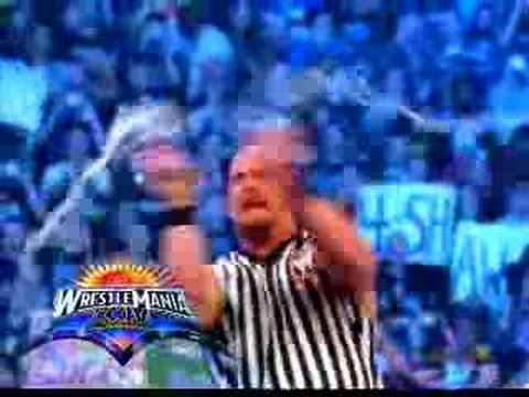 Wrestlemania 24 Countdown Promo