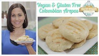Vegan Colombian Arepas