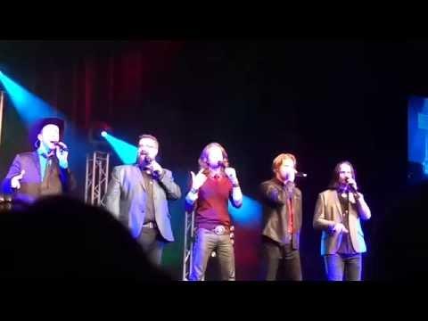MANKATO, MN (Christmas Medley) - Home Free FOC Concert @ the Verizon Center