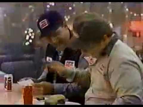 The Classis Coke Vs Pepsi Commercial 1995