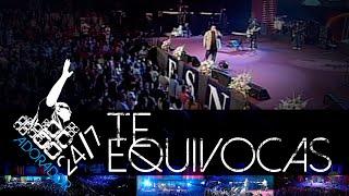 Video Jon Carlo - Te Equivocas (En Vivo) MP3, 3GP, MP4, WEBM, AVI, FLV Maret 2019