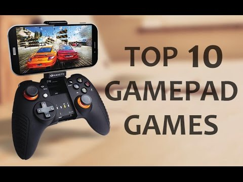 Top 10 Best Android Games With Bluetooth Controller Support 2018-2019