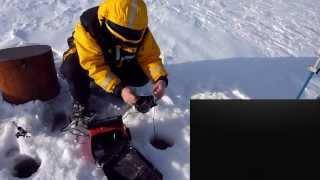 Ловля налима с подводным видео.avi