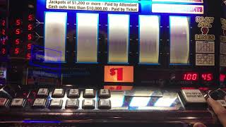 Video Double Diamond 9 Line $45/spin - High Limit - Golden Nugget MP3, 3GP, MP4, WEBM, AVI, FLV Januari 2019