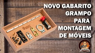Novo Gabarito Grampo - Zinni Gabaritos