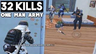 Download Video NEW RECORD ON ERANGEL | 32 KILLS Solo vs Squad | PUBG Mobile MP3 3GP MP4