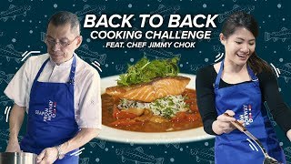 Professional vs Amateur: Back-to-Back Cooking Challenge | Presented by Norwegian Seafood Council