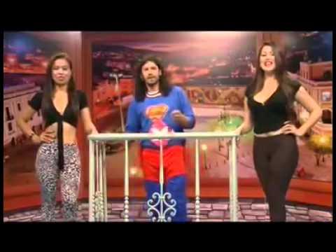 Marlon - marlon vera en programa de tv canela.