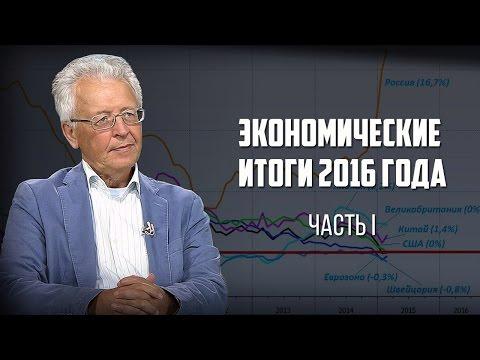 Валентин Катасонов. Экономические итоги 2016 года (Часть I)