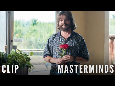 Masterminds (Clip 'The Proposition')