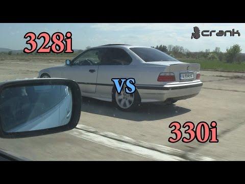 BMW E36 328i vs E46 330i