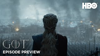 Game of Thrones | Season 8 Episode 6 | Preview (HBO)