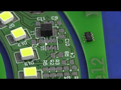 soldering - Dave shows you how easy it is to do surface mount SMD reflow soldering with a solder paste stencil and a hot air gun: http://astore.amazon.com/eevblogstore-2...