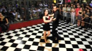 Marcio E Daniela CAMPEÕES - Campeonato De Sertanejo Universitário - Bar Da Loira 2012