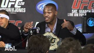 Video UFC 128: Jon Jones Recounts How He Took Down Thief on Fight Day MP3, 3GP, MP4, WEBM, AVI, FLV Desember 2018