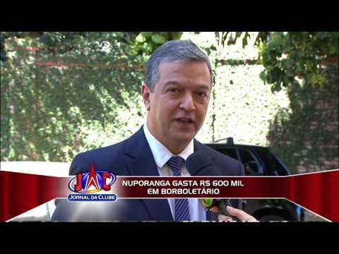 Projetos da prefeitura de Nuporanga não saem do papel + Link - Jornal da Clube (11/08/2016)