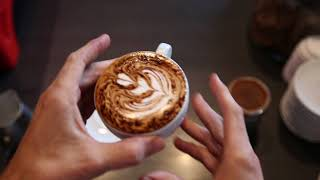 Video Making a Cappuccino and Babycino MP3, 3GP, MP4, WEBM, AVI, FLV Agustus 2018
