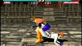 Video Tekken 3 (Arcade Version) - King download in MP3, 3GP, MP4, WEBM, AVI, FLV January 2017