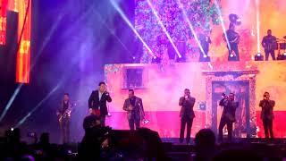 Banda MS- hermosa experiencia -acropolis Puebla