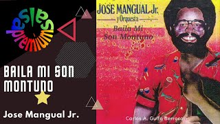 BAILA MI SON MONTUNO por JOSE MANGUAL JR.  Salsa Premium