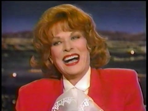 Maureen O'Hara Interview 1995
