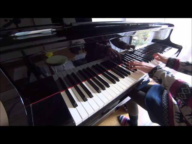 (練習1カ月目)モーツアルト ソナタ K.570 第1楽章をピアノで弾いてみた♪