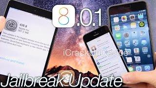 IOS 8.0.1 Jailbreak Update IOS 8, How To Fix 8.0.1, IPhone 6 Plus Avoid 8.0.x To Jailbreak&More